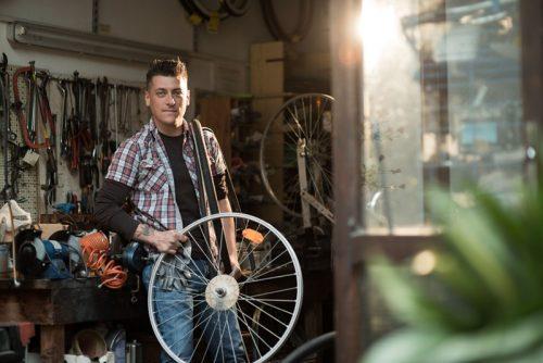 Sfeerbeeld fiets